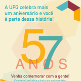 convite online 57 anos UFG_flyer