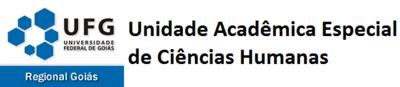 Logo Unid. Acad. Esp. Ciências Humanas