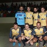 O time de técnicos da Regional Goiás ficou em 2º lugar na 1ª Copa UFG Regional Goiás de Futsal.